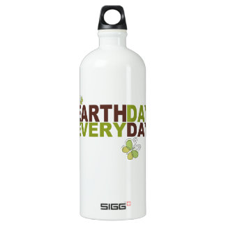Earth Day Every Day SIGG Traveller 1.0L Water Bottle