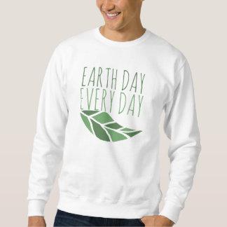 Earth Day Every Day Sweatshirt