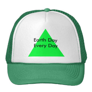 Earth Day Every Day The MUSEUM Zazzle Gifts Trucker Hat