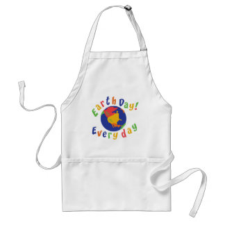Earth Day Everyday Aprons