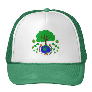 Earth Day Everyday Cap