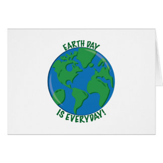 Earth Day Everyday Cards