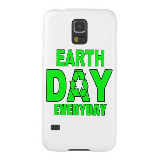 Earth Day Everyday Galaxy Nexus Case
