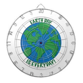 Earth Day Everyday Dart Board