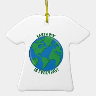 Earth Day Everyday Christmas Tree Ornaments