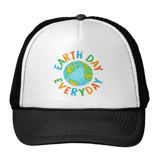 Earth Day Everyday Fun Hat