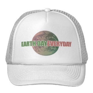 Earth Day Everyday Hat