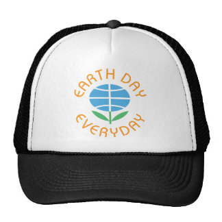 Earth Day Everyday Hats
