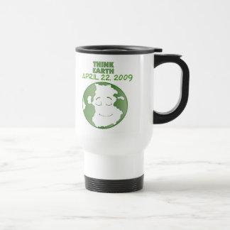 EARTH DAY EVERYDAY COFFEE MUG