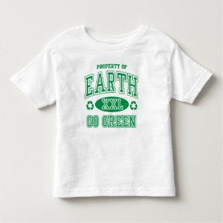 Earth Day Go Green Tees