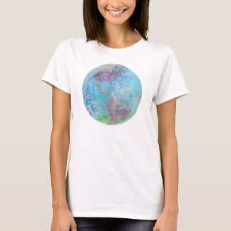 EARTH DAY GREEN SAVE THE ENVIRONMENT T SHIRT