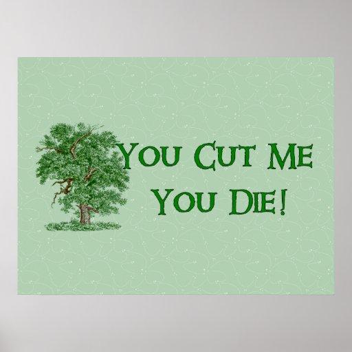 Earth Day Humor Print