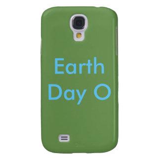 Earth Day O Galaxy S4 Cover