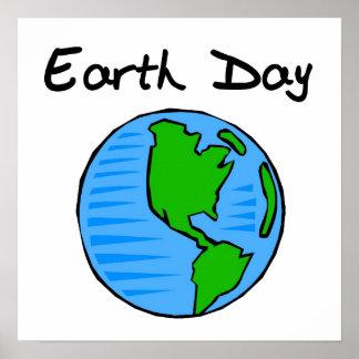 Earth Day Print