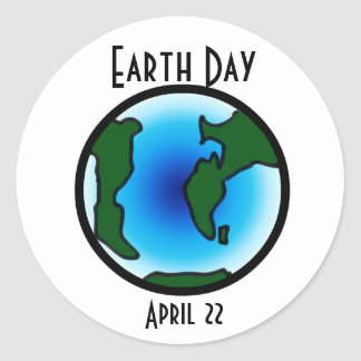 Earth Day - Sticker
