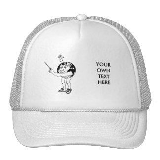 EARTH DAY - Teach Conservation Cap