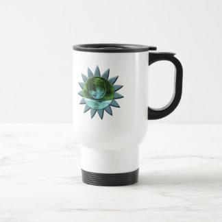 Earth Day Tee and Presents Travel Mug