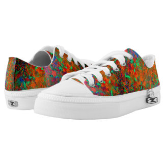 Earth Design Low Tops