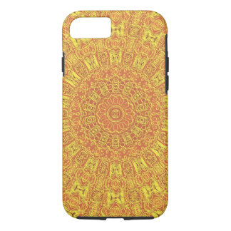EARTH Element Contours Pattern iPhone 7 Case
