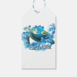 Earth First Gift Tags