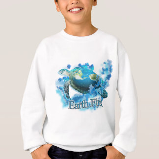 Earth First Sweatshirt