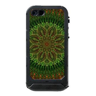 Earth Flower Mandala Incipio ATLAS ID™ iPhone 5 Case