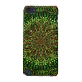 Earth Flower Mandala iPod Touch 5G Case