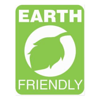 Earth Friendly Postcard