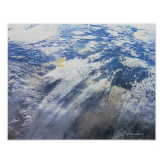 Earth from Outer Space 4 Poster