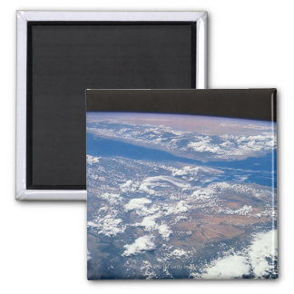 Earth from Space 19 Fridge Magnet