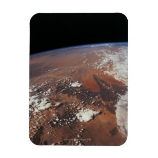 Earth from Space 4 Flexible Magnet