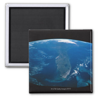 Earth from Space Fridge Magnet