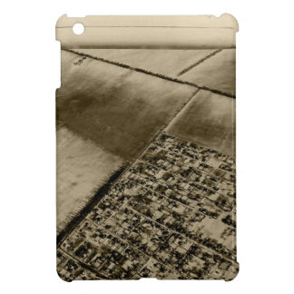 Earth from the air iPad mini covers
