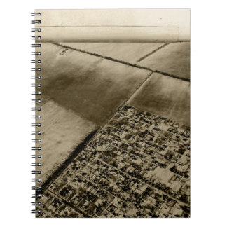 Earth from the air notebooks