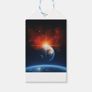 earth gift tags