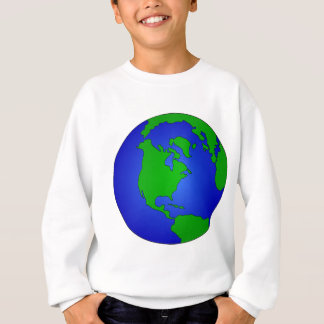 Earth Globe Sweatshirt