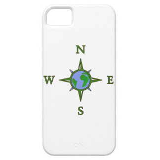 Earth Guides Explorer Travel Compass Case For The iPhone 5