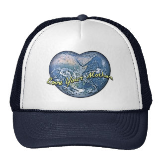 Earth Heart: Love Your Mother Hats