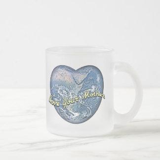 Earth Heart: Love Your Mother Mug
