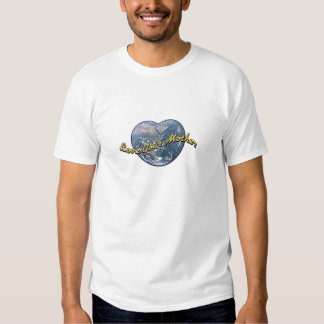 Earth Heart Love Your Mother T Shirts