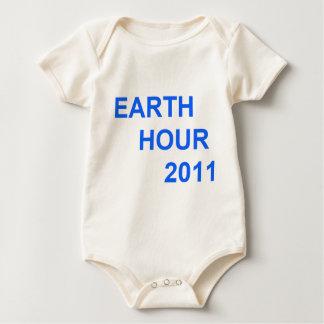 Earth Hour 2011 Baby Bodysuit