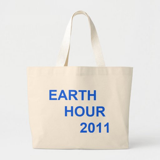 Earth Hour 2011 Bags