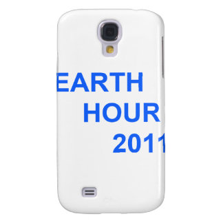 Earth Hour 2011 Galaxy S4 Cases