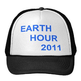Earth Hour 2011 Mesh Hats