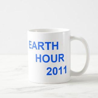 Earth Hour 2011 Coffee Mug