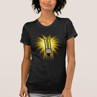 Earth Hour - 2u Light Bulb T-Shirt