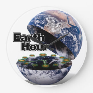 Earth Hour Clock