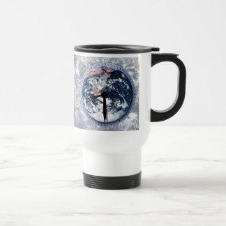 Earth Hour Clock 8:30pm Coffee Mug
