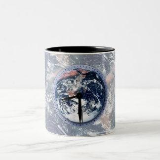Earth Hour Clock 8:30pm Mug