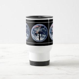 Earth Hour Clock 8:30pm Coffee Mugs